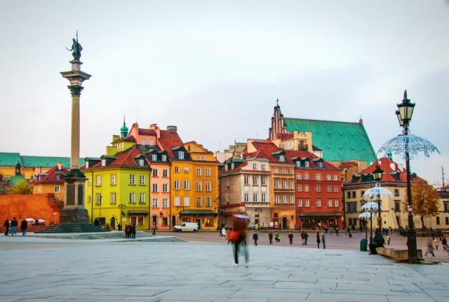 city_Warsaw_Poland