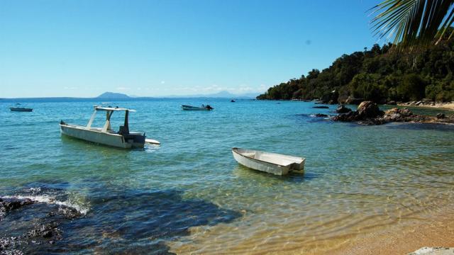 Madagascar beach view