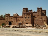Morocco, Skoura