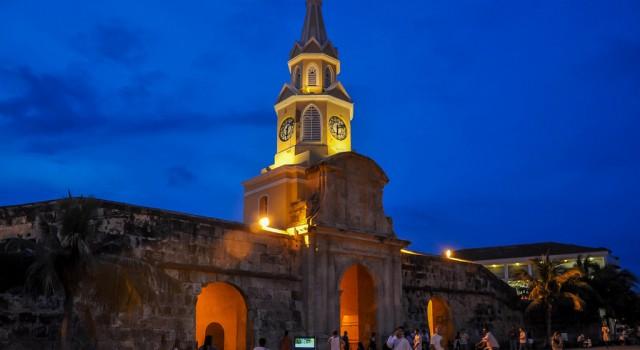 Puerta del Reloj - Cartagena