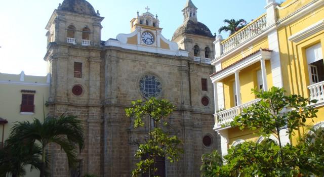 Convento y Iglesia San Pedro Claver