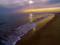 Sunset at an Algarve Beach