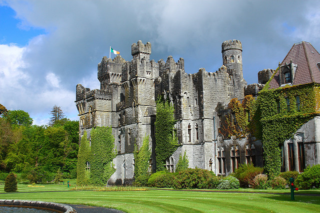 The Best Castle Hotels In Europe The Travel Enthusiast The - Best castles in europe