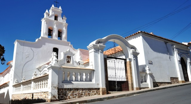Bolivia Sucre