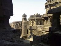 Ellora caves, photo by markhillary on Flickr