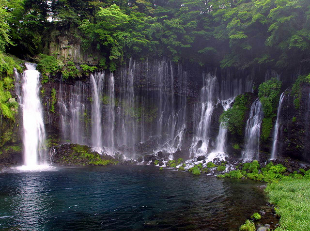 The most spectacular waterfalls in asia the travel for Most spectacular waterfalls
