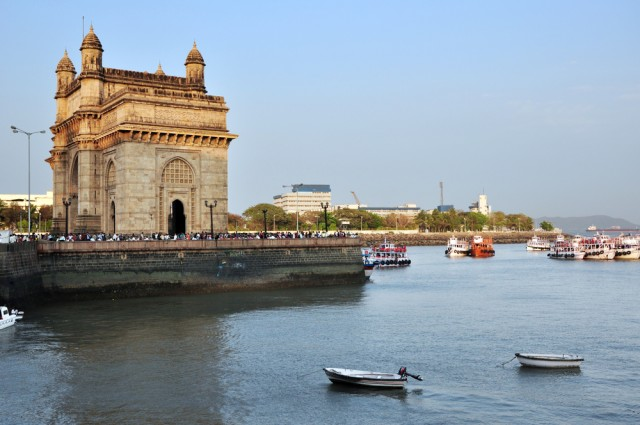 The charming and vast Mumbai