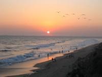 Anaheim beach