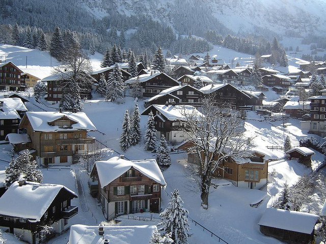 Grindelwald view