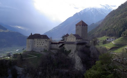 Fortress in South Tyrol, Italy