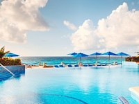 Barcelo Tunancun Beach pool
