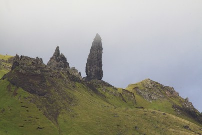 Old Man of Storr megalith