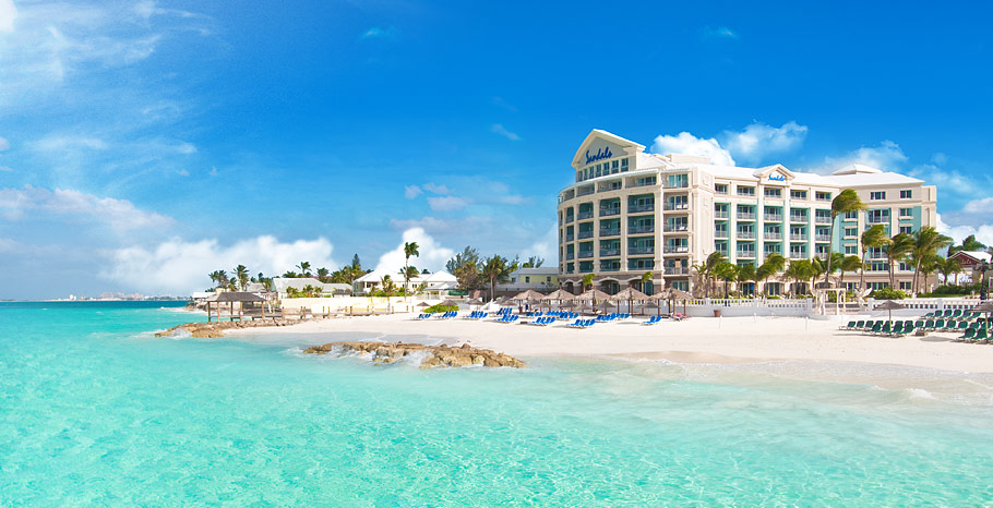 Vacations at all-inclusive Sandals resorts - The Travel