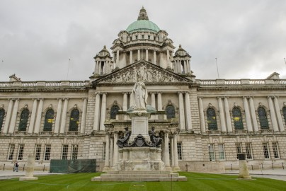 The City Hall of Belfast