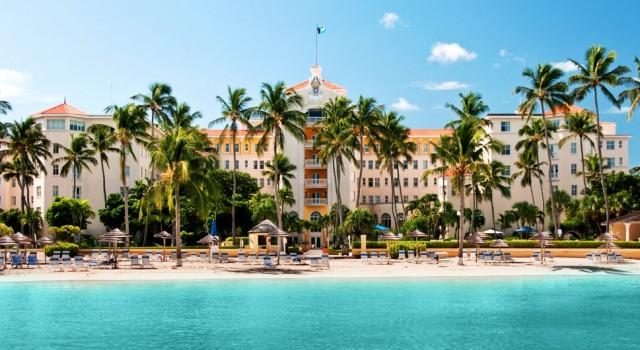 Hilton Nassau British Colonial resort