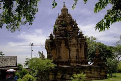 Temple at the Ancient City Bangkok
