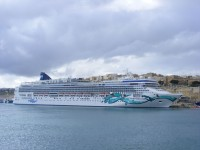 Norwegian Jade by Norwegian Cruise Lines
