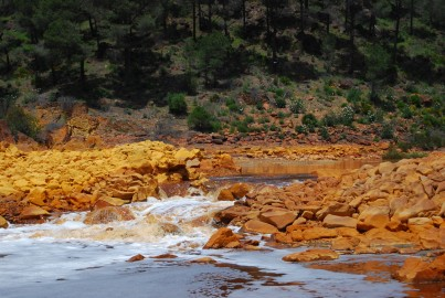 Rio Tinto landscape