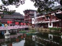 Bazaar in Shanghai
