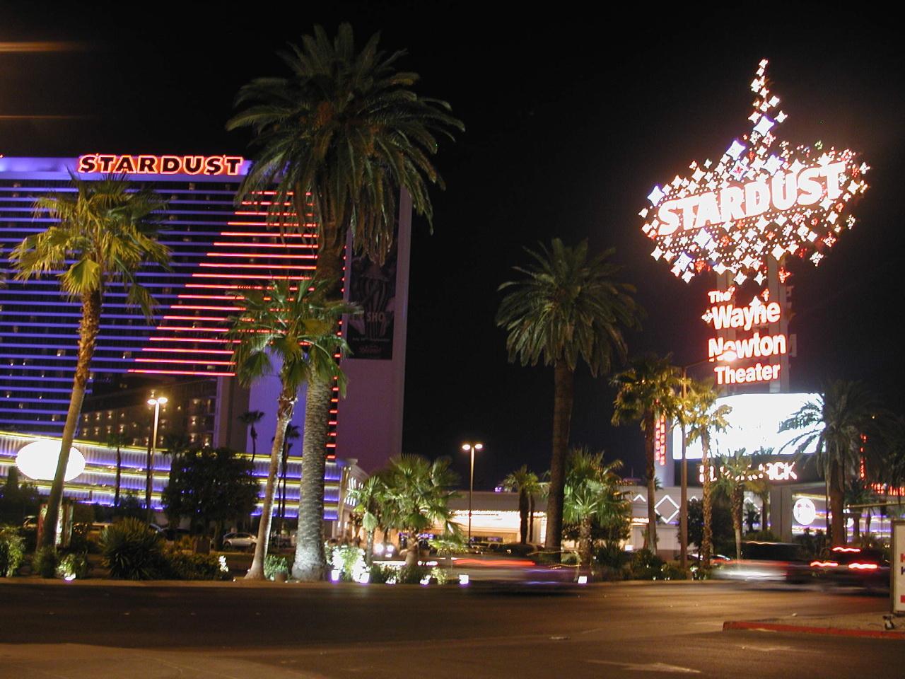stardust casino hotel las vegas