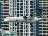 Porter Airlins plane