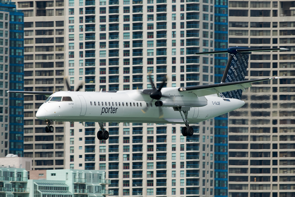 Canada flights with porter from 100 o w the travel enthusiast the travel enthusiast - Porter airlines book flights ...