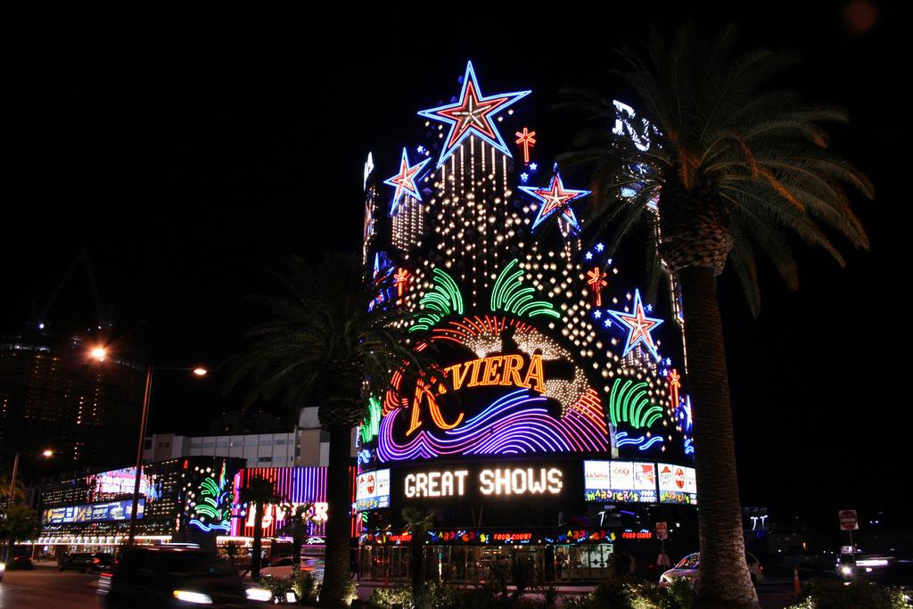 The Riviera Casino Las Vegas