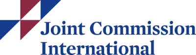 The logo of Joint Commission International