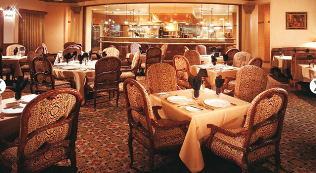 The Steakhouse at Camelot