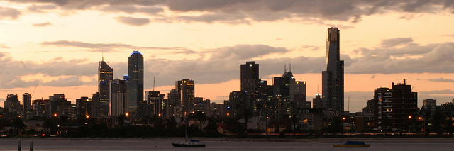 View of Melbourne ©Alex Davenport
