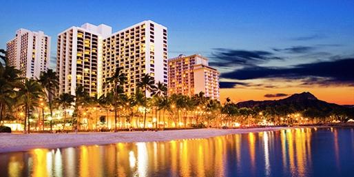 Waikiki Beach Marriott Resort Spa   Out Of