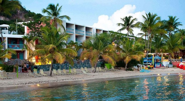 Bolongo Bay Beach Resort Saint Thomas