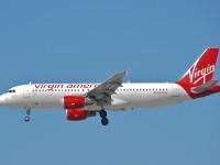 Virgin America aircraft