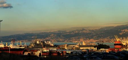 Beirut seaport