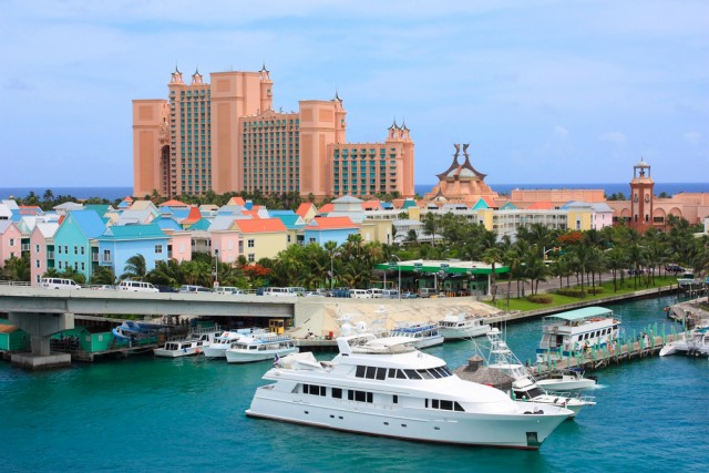 Nassau, glorious and wealthy