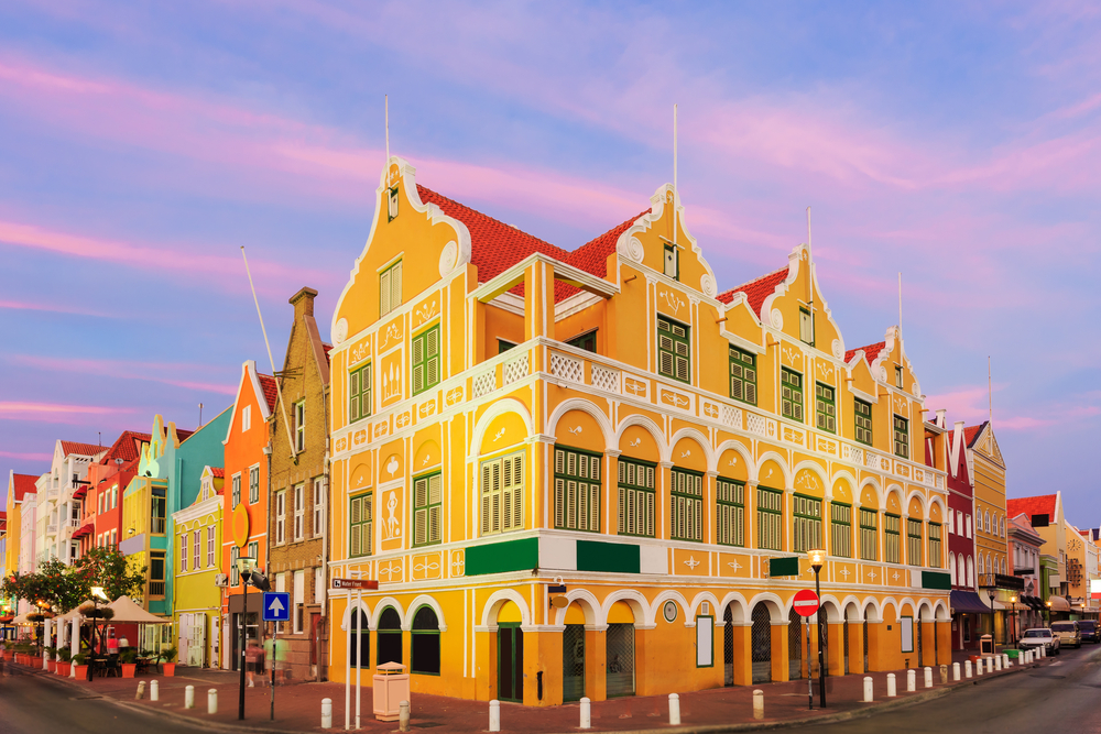 Curacao Cheap Flights With Major Airlines The Travel