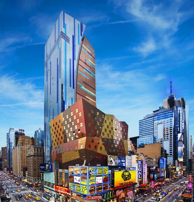 Westin New York Times Square Travel Deals The Travel