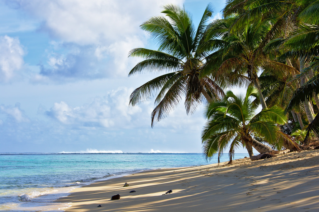 Air New Zealand Cheap Flights To The Cook Islands The