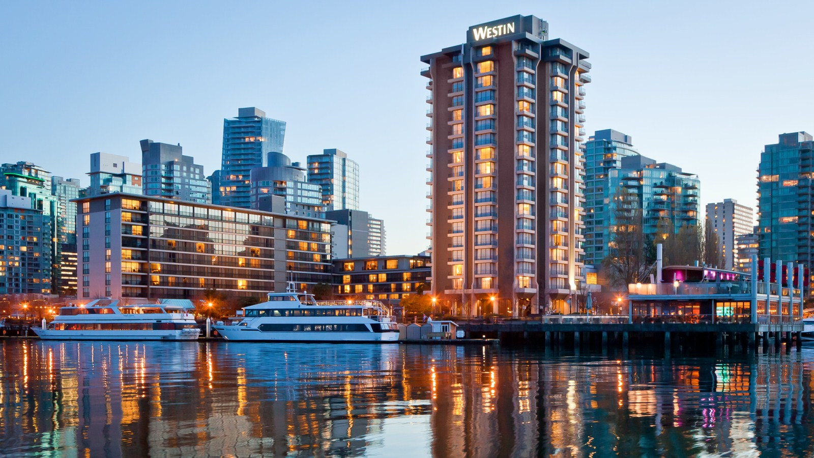 The Westin Bayshore Vancouver Cheap Hotel Deals The Travel Enthusiast