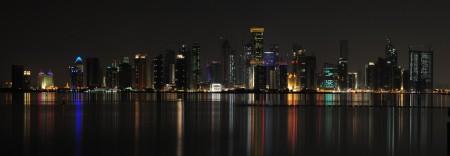 Doha view, Qatar