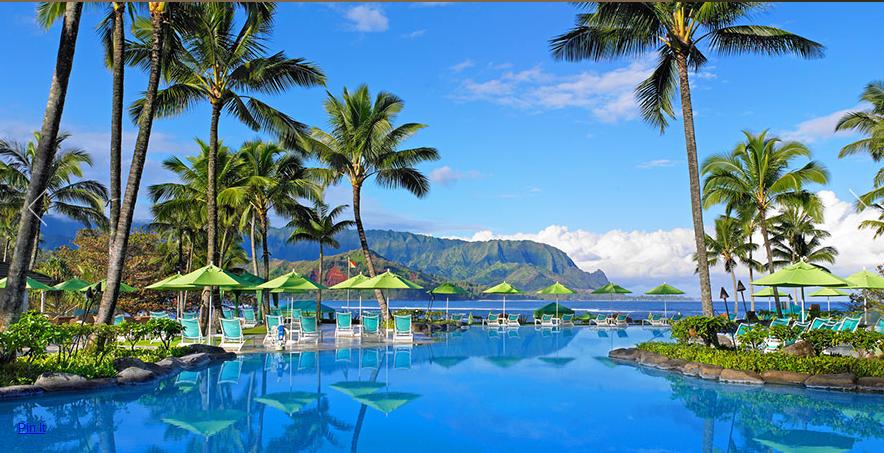 Kauai Cheap Vacation Packages at Saint Regis The Travel ...