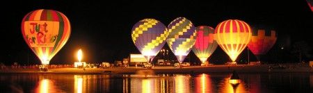 Knoxville Hot Air Balloon Festival