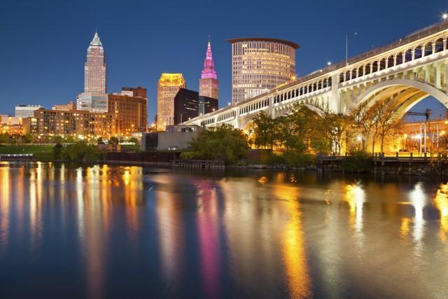 Cleveland (OH) United States  city images : city cleveland oh united states 9 640x427