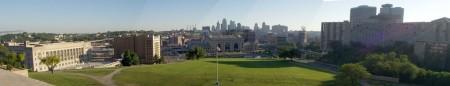 Kansas City view