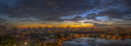 Kuala Lumpur view
