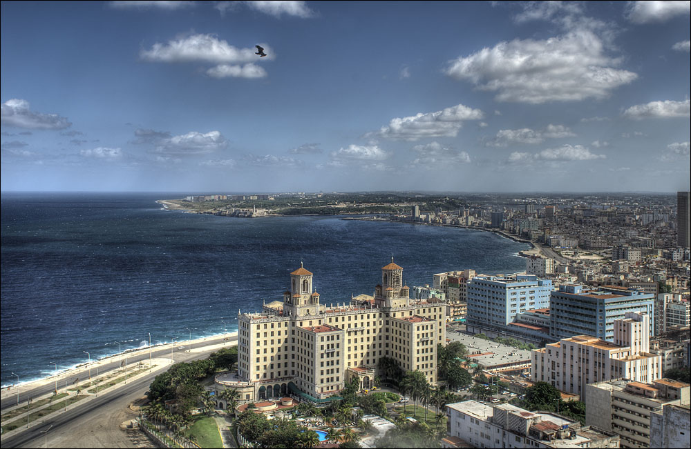 Havana view, Cuba