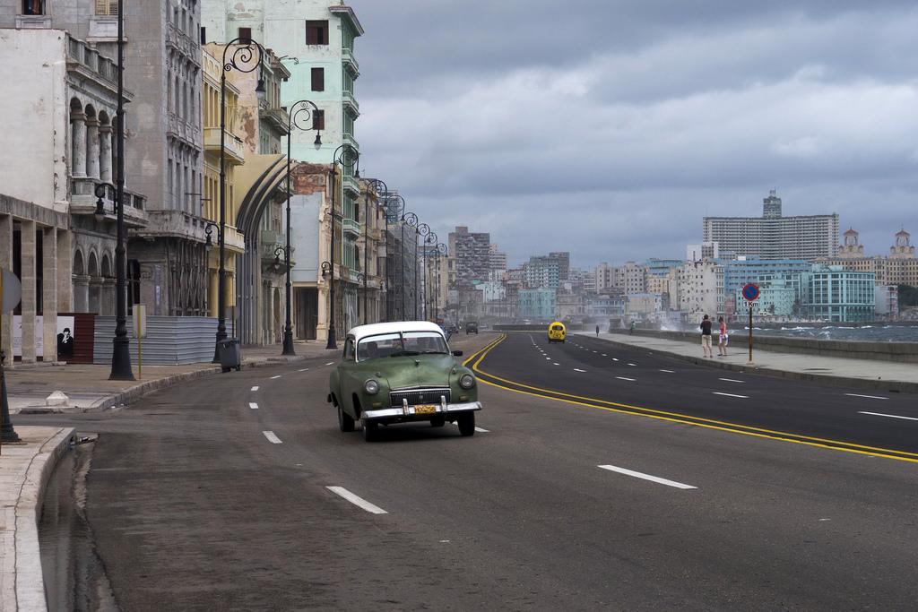 Malecon view, Havana