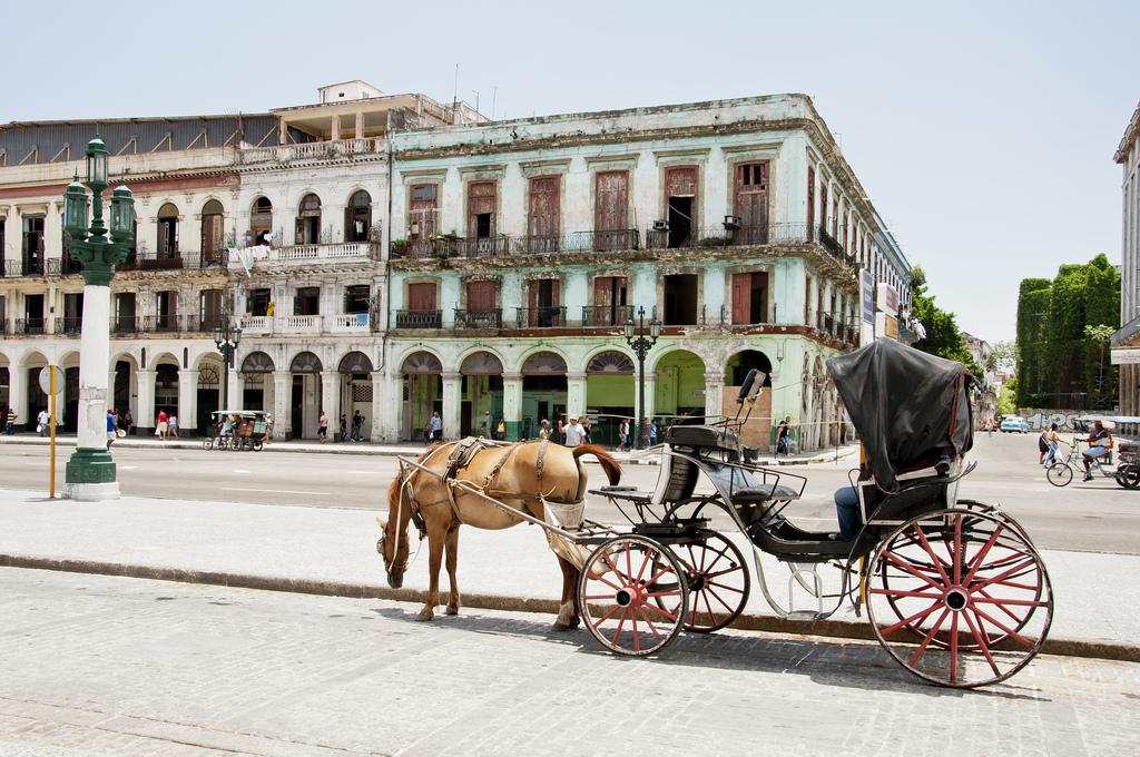 Old Havana view
