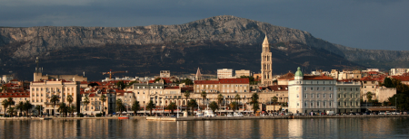 Split view, Croatia