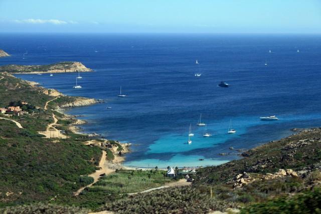 Corsica view